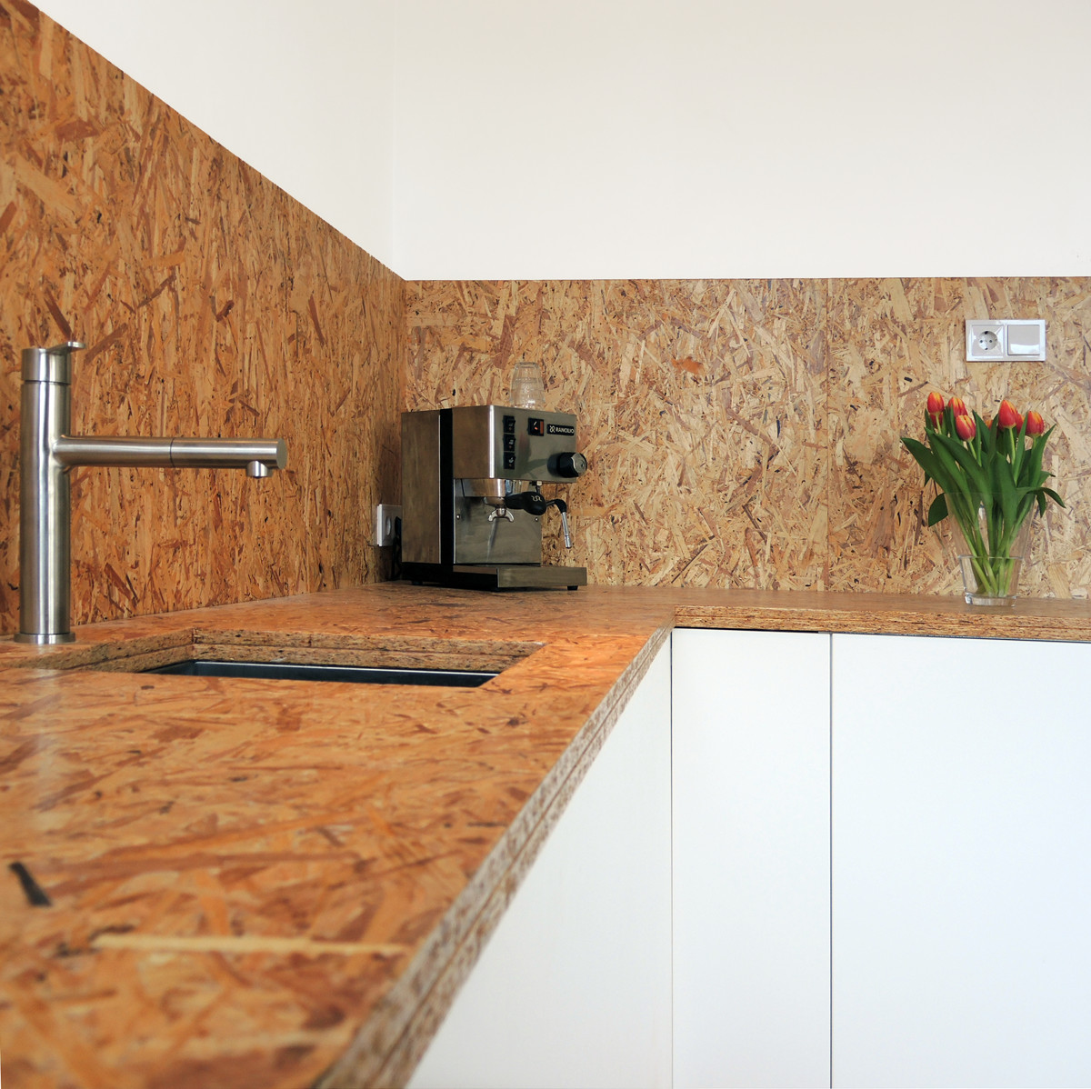 Create A Kitchen That S Cool Calm And Functional: OSB Kitchen